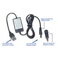 מכשיר הקשר כבל USB מטען סוללות טעינה עבור מוטורולה HT1250 GP328 GP338 GP340 CP200 P8260 P8268 DP3400 PRO5350 רדיו מכשיר הקשר (3)