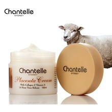 Chantelle Sheep Placenta Cream Collagen & Vitamin E Anti-aging Anti wrinkle Moisturizing Rejuvenating Lanolin Cream for dry skin
