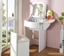 The bedroom dresser. Flip. Multifunctional dressing table.