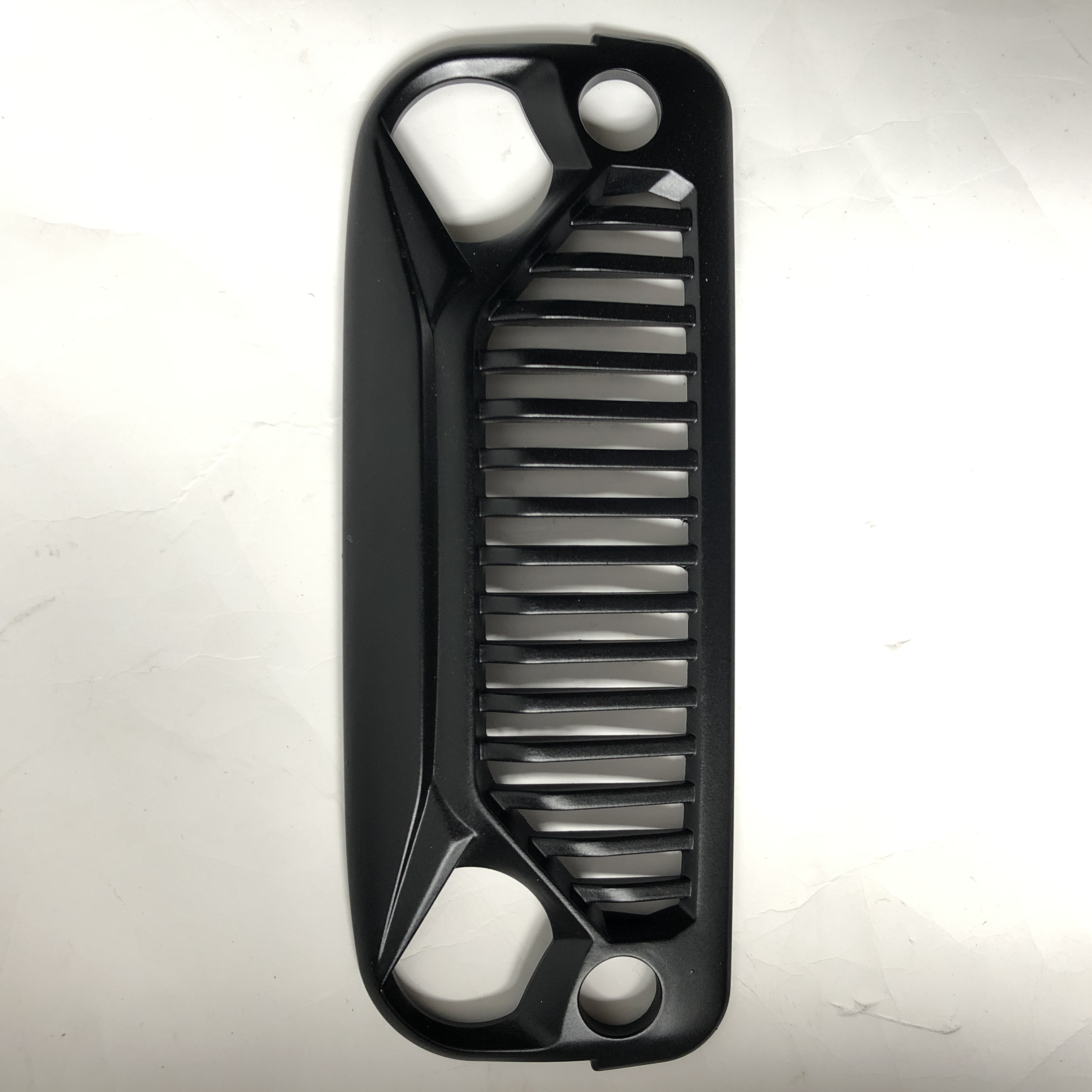 Image 2 - RC Car Air Inlet Grille Front Face Engine Hood for 1/10 RC Crawler Axial SCX10 90046 90047 Jeep Wrangler Rubicon Body She-in Parts & Accessories from Toys & Hobbies