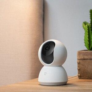 Image 3 - Новая смарт камера Xiaomi Mijia 1080P, ip камера, видеокамера с углом обзора 360 градусов, Wi Fi, беспроводное ночное видение для приложения mi Smart Home, 2019