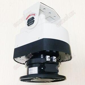 Image 2 - Support de caméra de télévision en circuit fermé extérieur imperméable de Rotation horizontale verticale de PTZ de dispositif de Scanner dinclinaison de casserole électrique IP66 résistant de 12KG