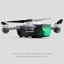 PGYTECH Cover Gimbal Camera Front 3D Sensor System Screen Protector Dustproof Quick mount for DJI Spark Drone Accessories