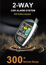 100M GPS Automatic Remote Start Car Alarm System Smart Key Auto Two-Way Keyless Entry 12V Remote Control Central Locking/Unlock цена в Москве и Питере