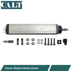 KTC1-125mm pull rod tipo de Resistência sensor de deslocamento Linear governante barato para a máquina de moldagem por Injeção