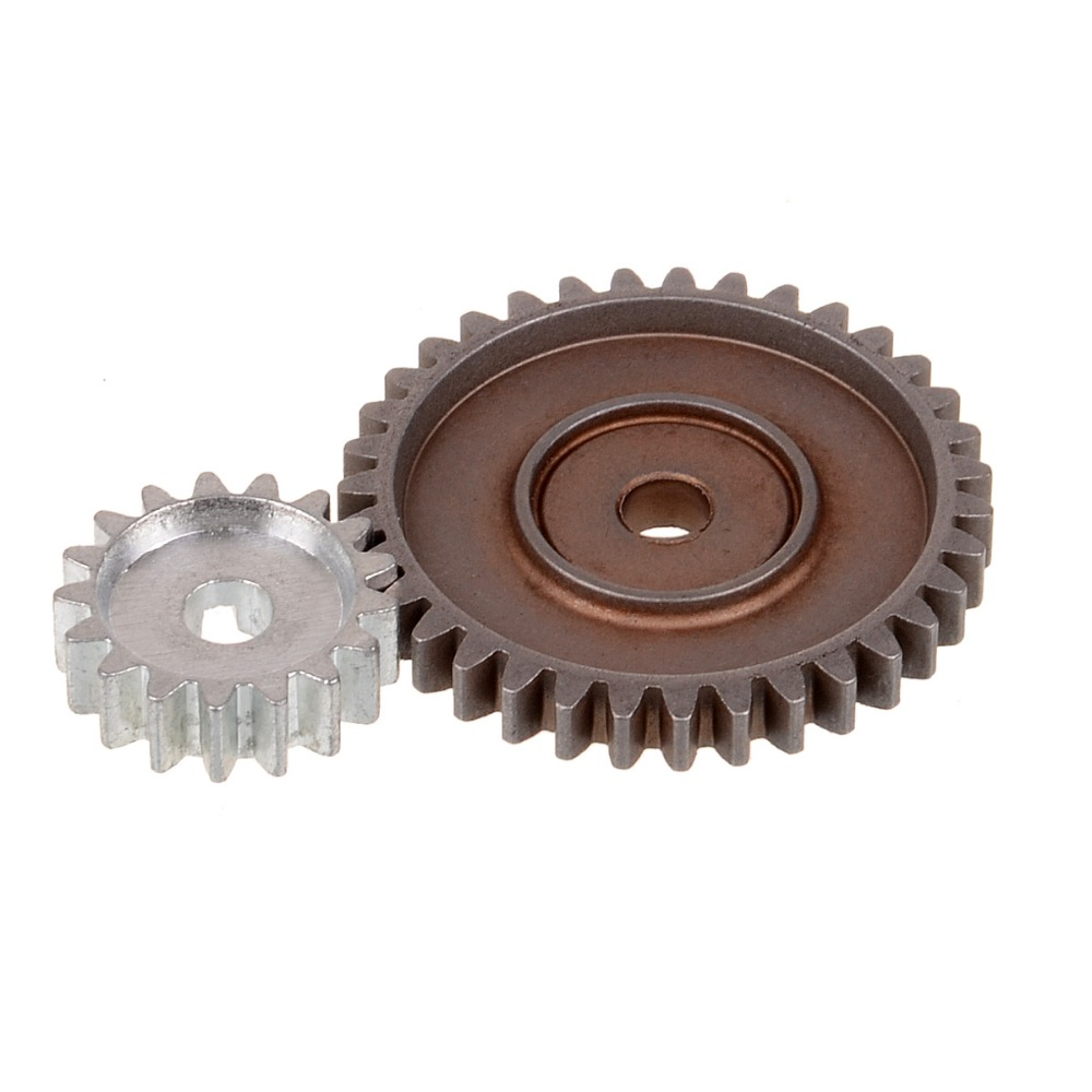 HSP 08033 Gear 1 (35T) Gear 2 (17T) Spart Parts For 1/10 R/C Model Car