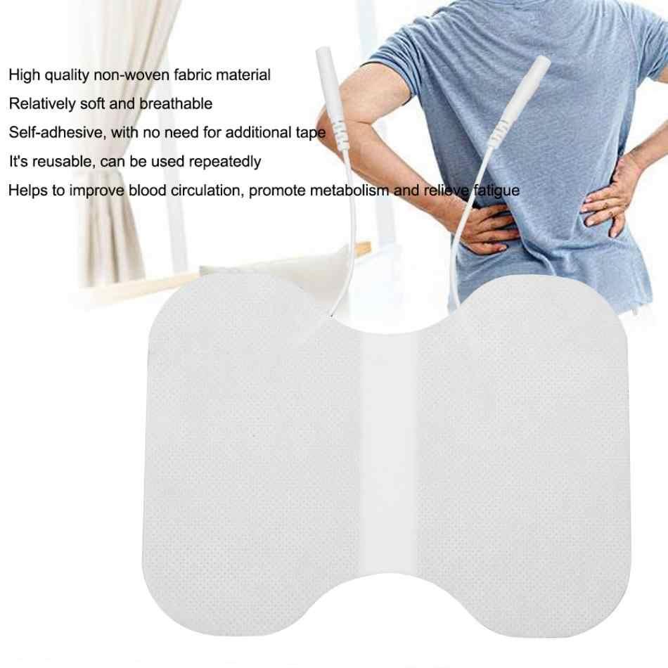 Многоразовые Self-клеящийся электрод физиотерапии гелевая повязка для спины талии тела для акупунктурной терапии
