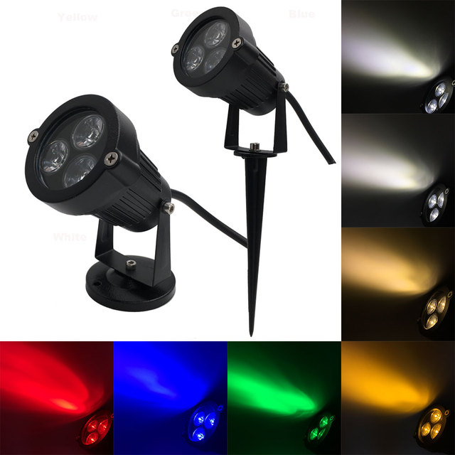 Outdoor Garden Spike Lights 9w outdoor led garden spike lights 220v ip68 waterproof landscape 9w outdoor led garden spike lights 220v ip68 waterproof landscape led lawn light path lamp for workwithnaturefo