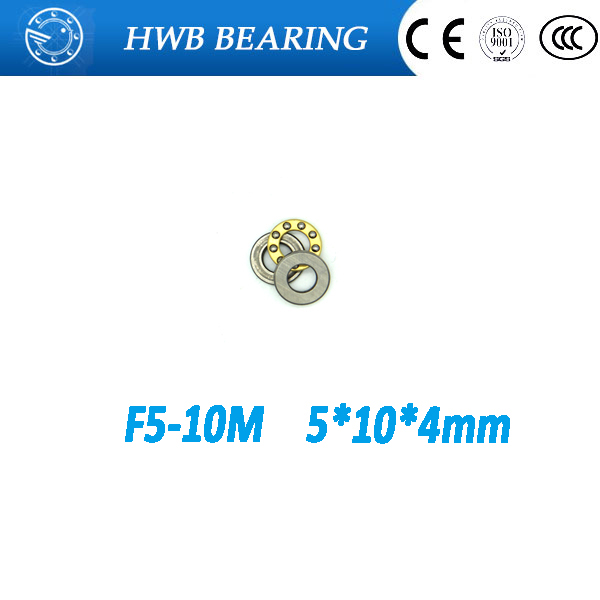 Free shipping--10PCS/lot  F5-10M 5X10X4 shaft miniature thrust ball bearing for  RC Model F5-10M bearings free shipping 10pcs mr62zz mr63zz mr74zz mr84zz mr104zz mr85zz mr95zz mr105zz mr115zz mr83zz miniature bearing