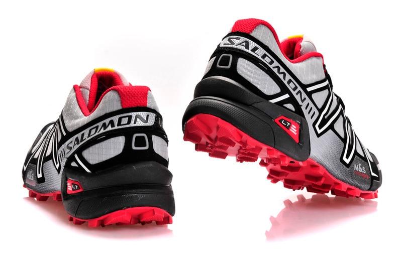 Salomon SPEEDCROSS 3.5 Outdoor Men Trekking Shoes Flywire Athletic Sport speed cross 3 male Hiking Shoes Camouflage Sneakers