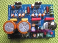 HIFI Tube 6N11+TDA7293 Stero Power amp board 100W*2 AC28 0 AC28V