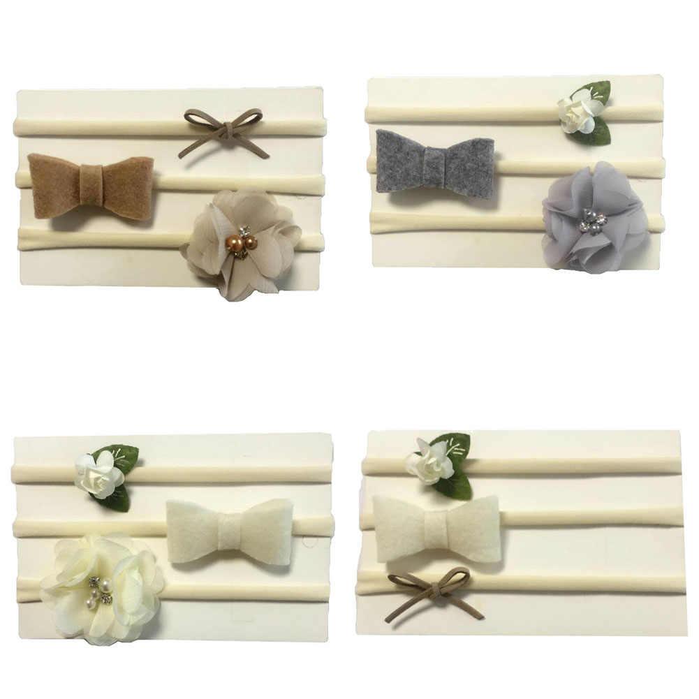 1 Conjunto de bandas para el cabello para Niños Accesorios para el cabello para niñas