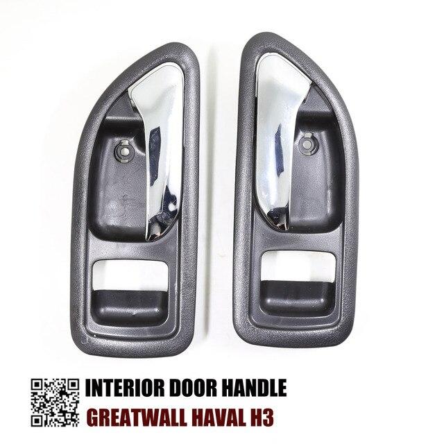 Brand New Left/Right Car Door Knob Interior Door Handle For Great ...