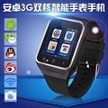 Relógio de pulso celulares android 4.4 dual core smart watch s8 smartwatch suporta gsm 3g wcdma bluetooth 4.0 wifi camera