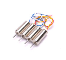 4X 615 6x15mm 0615 6*15mm Coreless Motor for 90mm-130mm DIY Micro FPV Quadcopter Frame JJRC H36 Blade Inductrix(China)