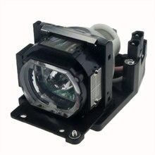 Compatible proyector lámpara del bulbo vlt-xl5lp de mitsubishi sl5u xl5 xl5u xl5u xl6u xl5c con vivienda