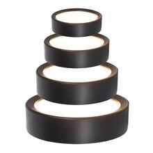 Светодиодный светильник 5 Вт 10 Вт 15 Вт 20 Вт поверхностного монтажа, потолочные лампы, ультра тонкий Светодиодный точечный светильник AC220V, круглые потолочные светильники, освещение
