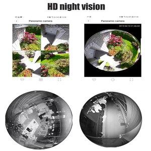 Image 4 - Jvtsmart Outdoor Draadloze Wifi Panoramisch CCTV Camera 1080 P 360 Graden Groothoek Bullet Waterdichte metalen Security Camera v380