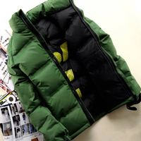 Winter Clothes Down Jackets Short Fund Thickening Korean Youth Warm Fashion Season Make An Inventory Of Stock The puffer jacket