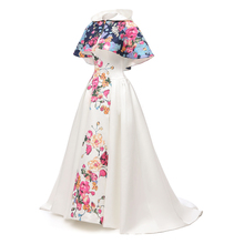Sunvary Made-To-Order Vintage Flower Quinceanera Dress With Cloak Long Dropped Ball Gown Lace Up Sweep White Princess Dress
