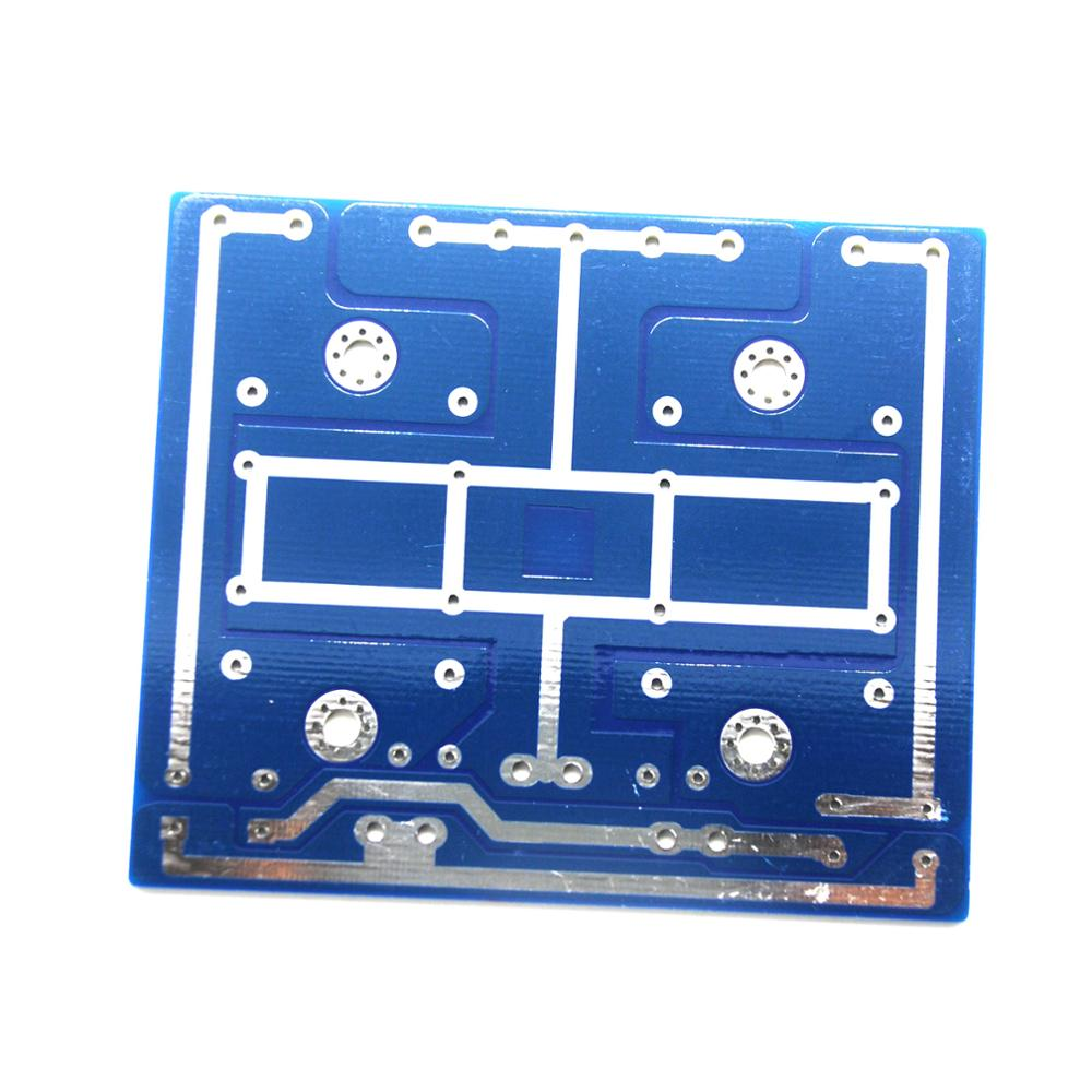Image 4 - DIY Kits HIFI Stereo 63V 2200Uf x 8 + MUR860G x 4 Power Supply Board-in Amplifier from Consumer Electronics