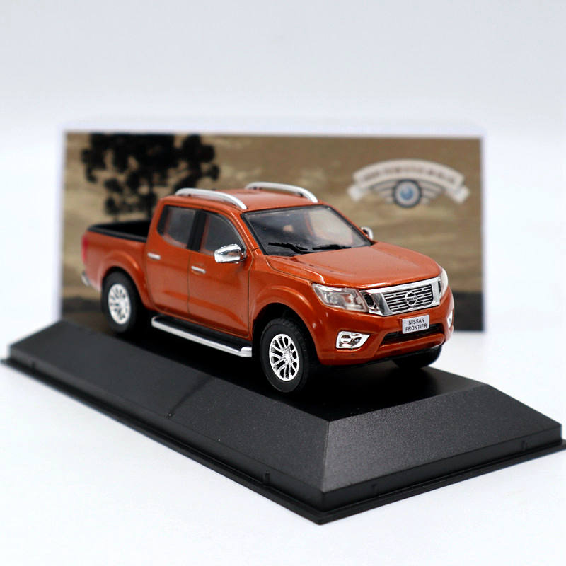 IXO Altaya 1:43 Nissan Frontier 2016 Diecast Toys Car Models Limited Edition Collection