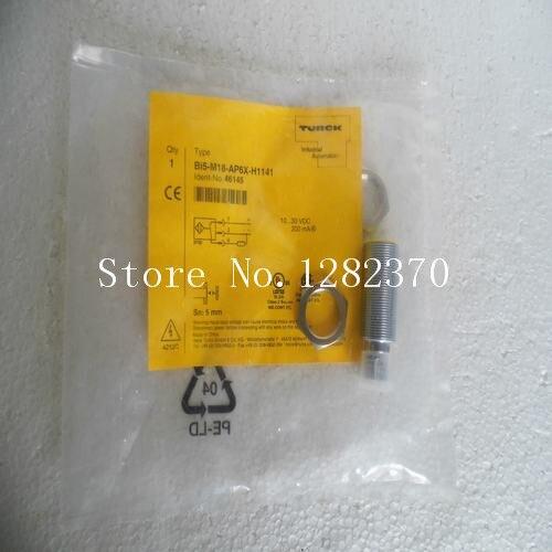 [SA] New original authentic special sales turck sensor switch BI5-M18-AP6X-H1141 Spot --5PCS/LOT[SA] New original authentic special sales turck sensor switch BI5-M18-AP6X-H1141 Spot --5PCS/LOT