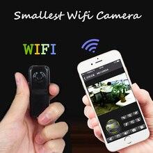Mini MD81S Camera Camcorder Wifi IP P2P Wireless DV Camera Secret Recording CCTV Android iOS Camcorder Video Espia Nanny Candid