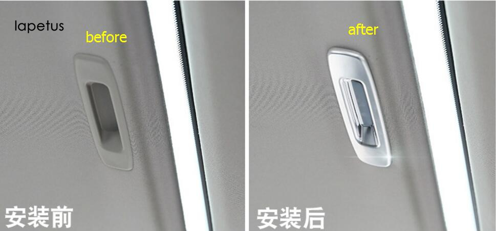 1 Pcs ! Accessories For Nissan Teana / Altima 2013 - 2017 ABS Car Sunroof Handle Molding Cover Kit Trim