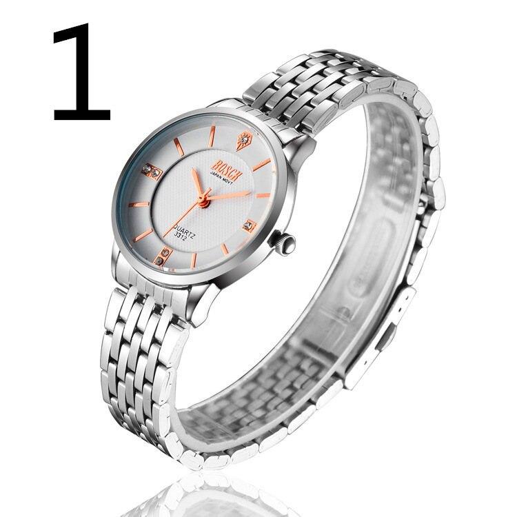 Wang's classic mechanical watch waterproof men's watch fashion trend 2018 men and women new table 99# 2018 new 99