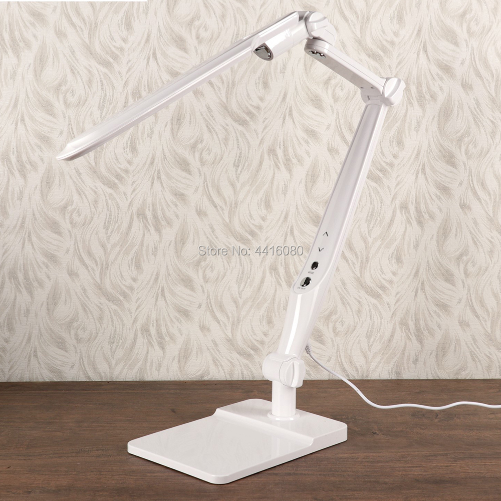 Italy flicker free led desk Lamps office table lamp student reading lamp fashion light Free rotation