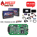 2016 KESS V2 (SW: V2.28 HW: V4.036) Full Set Optional OBD2 ECU Chip Tuning Diagnostic-tool Unlimited Token 4.036 Auto Diagnosis