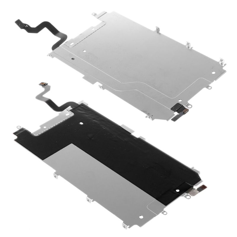 Expand Flex Cable LCD Screen Back Metal Plate Shield Home Button Replacement For Apple IPhone 6 4.7