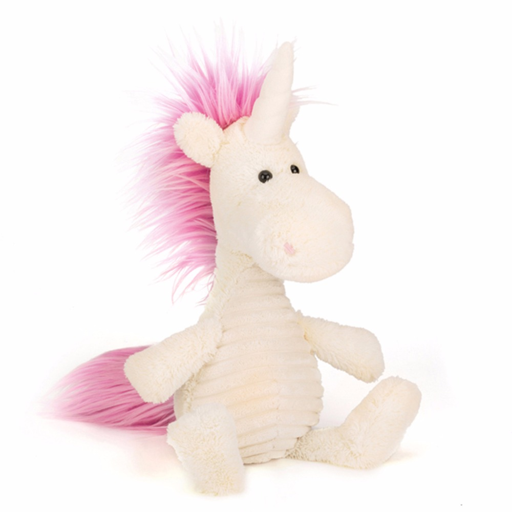 Lazada 35CM Unicorn Plush Toy Soft Stuffed Cartoon Unicorn Dolls Animal Horse High Quality Gift for Children cartoon movie teddy bear ted plush toys soft stuffed animal dolls classic toy 45cm 18 kids gift