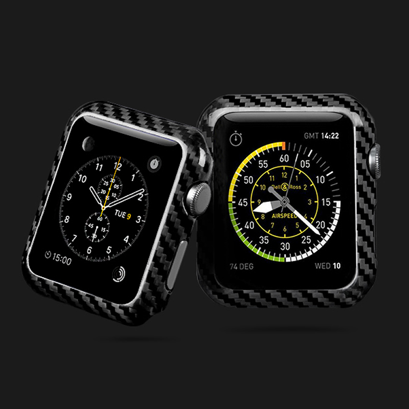 Luxury watch band for apple seriers watch shell (5)
