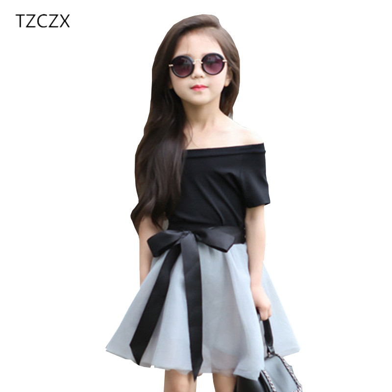 TZCZX 2020 New Fashion Style Children Girls Sets Clothing ...