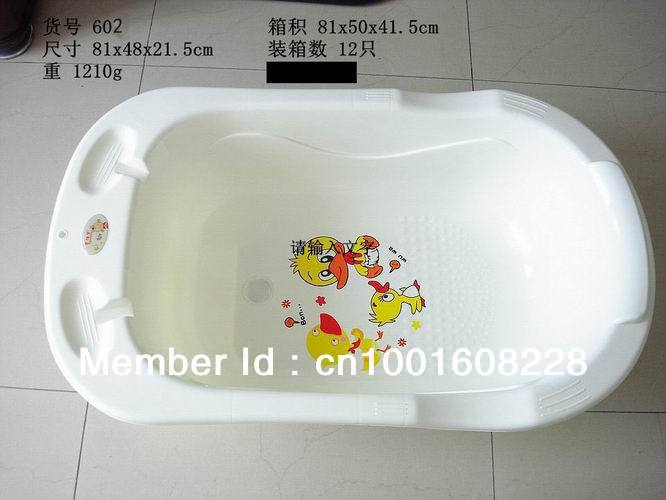 Bathroom Cleaning Supplies For Children Plastic Baby Tub Washbasin In Baby
