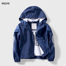 Promotion New Arrival Children boy's Jackets Fashion Casual Boys Hooded Coats & Outerwear C