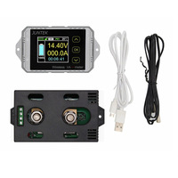 VAT 1200 Voltage Meters Ammeter Power Meter Wireless Color Multifunction Digital LED Measure Volt Current Power Capacity