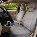 2 asientos delanteros cubierta de asiento de coche Universal para Renault Koleos megan Nuolaguna viento Lang latitud paisaje accesorios del coche etiqueta