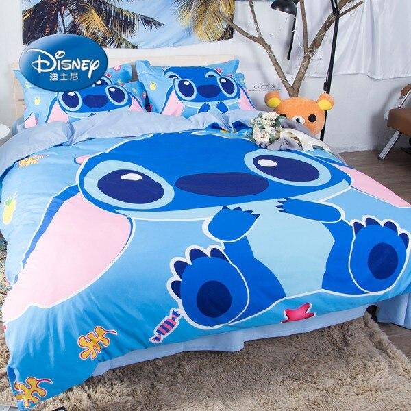 Disney lilo e ponto conjunto de cama