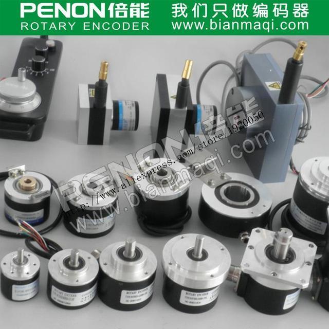 BES38-06S6H-500 Bonner incremental codificador fotoeléctrico 500 eje sólido 6mm