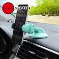 WERK 1 pcs COMPLETO-car styling Auto Car celular titular do telefone móvel Montar Rotação de 360 3 cores frete grátis