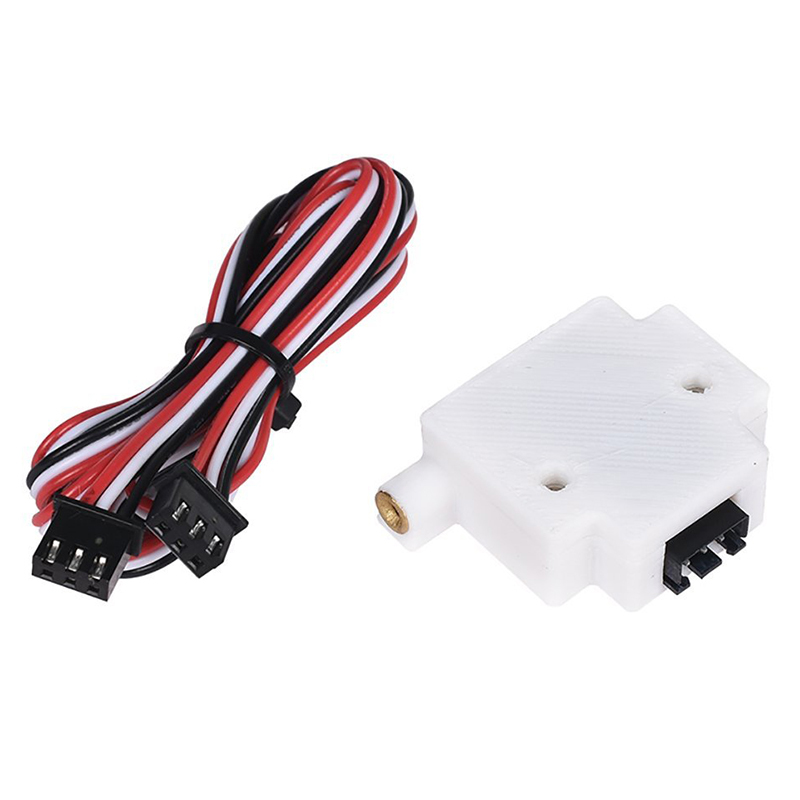 Nieuwe Mode 3d Filament Detectie Module Filament Run-out Pauzeren Opsporen Monitor Sensor Voor 3d Printer Lerdge Board 1.75mm Pla Abs Filament Versterkende Taille En Pezen