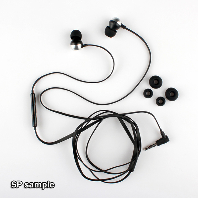 Headset le530 FOR LG G4 H818 H810 VS999 F500 F500S F500K F500L LS740 D390N Android Universal Earphone with Mic Remote Control