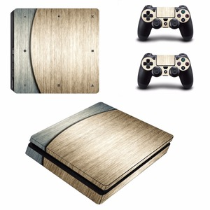 Image 2 - Custom Design PS4 Slim Skin Sticker For Sony PlayStation 4 Console and Controllers PS4 Slim Skins Sticker Decal Vinyl