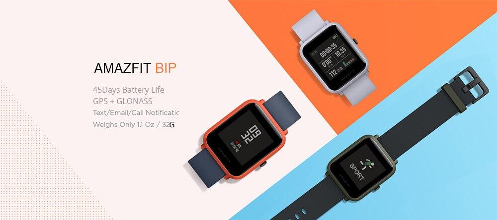 Bip Smartwatch