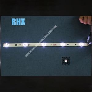 Image 1 - 10PCS  FOR LED light A SAM  SUNG 2013SONY40B 3228 05 REV1.0 130927 for TV Sony KDL 40R450B  5PCS A+5PCS B  100%NEW  aluminium