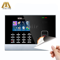 Linux System Free SDK TCP/IP M200plus 13.56MHz Smart Card Time Attendance Time Recorder Time Clock