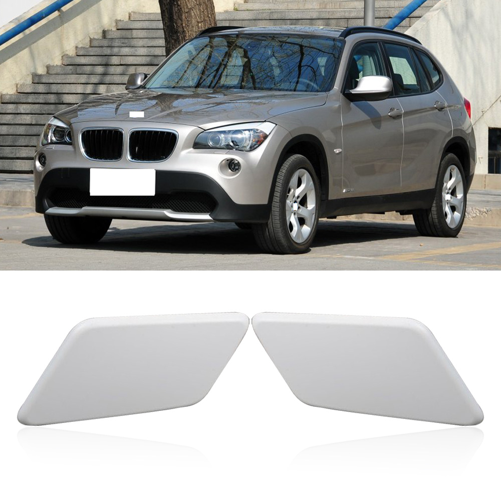 NEW FOR BMW X1 E84 2013-2014 51117347661 LEFT HEADLIGHT WASHER NOZZLE COVER